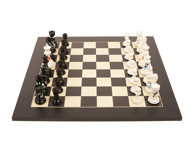 Ladies' Knight: A Female Perspective on Chess | World Chess Hall of Fame