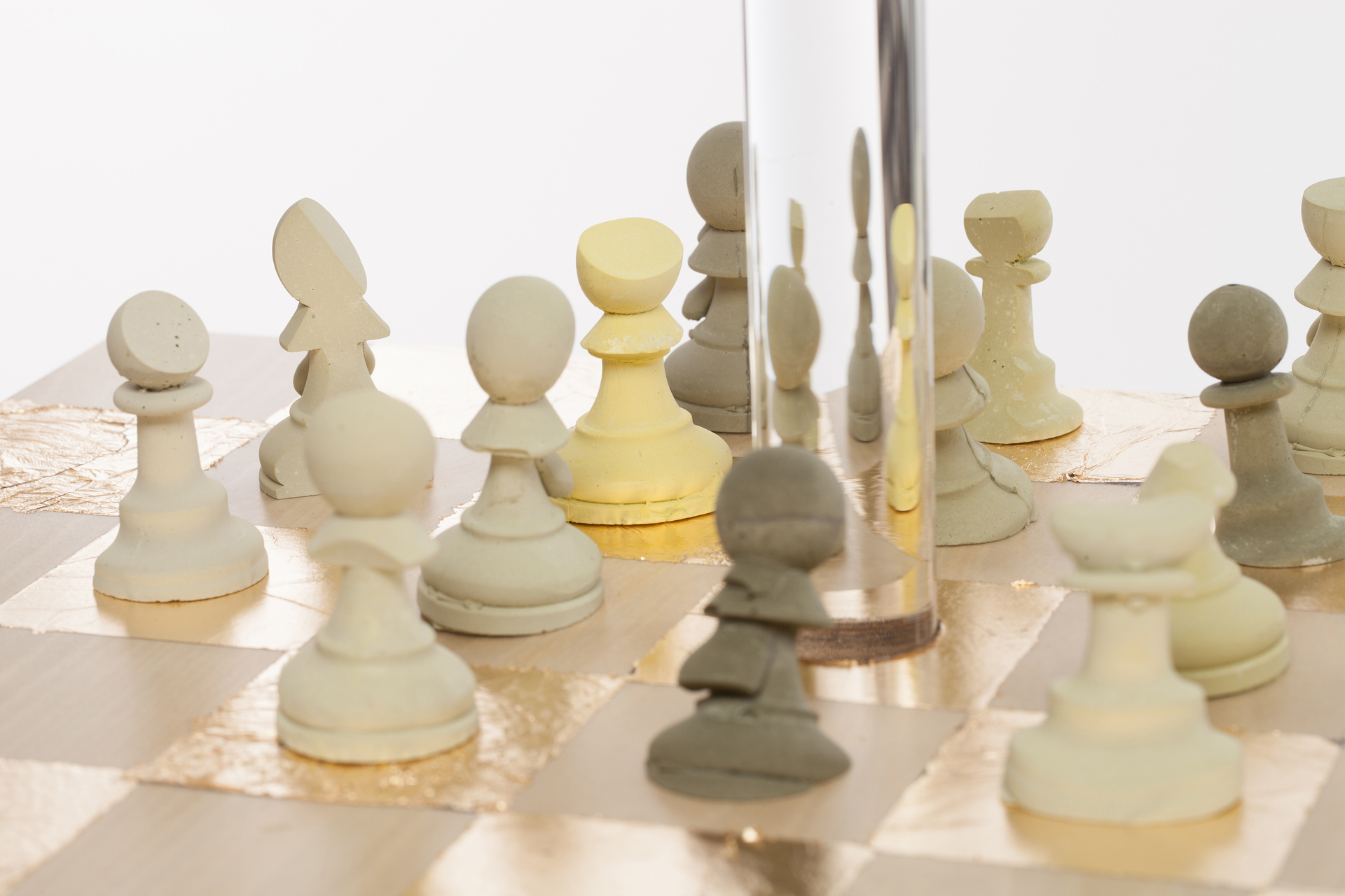 Inspired By The Diverse Artistic Approaches Used By Participants In The  Original The Imagery Of Chess Exhibition, Brandon Anschultz Abandoned The  Concept Of ...